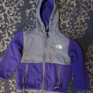 "The North Face ""Denali"" Fleece Jacket, Youth 3/4"